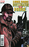 Luke Cage #1 Cover D Incentive Leroy Davis Variant Cover