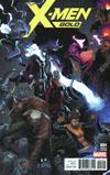 X-Men Gold #4 Cover B Incentive David Marquez Variant Cover