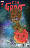 I Am Groot #1 Cover D Incentive Jay Fosgitt Variant Cover