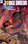 Judge Dredd Funko Universe Cover C Incentive Francesco Gaston Variant Cover