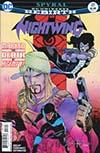 Nightwing Vol 4 #27 Cover A Regular Javier Fernandez Cover