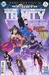 Trinity Vol 2 #12 Cover A Regular Clay Mann Cover