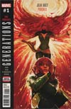Generations Phoenix & Jean Grey #1 Cover A 1st Ptg Regular Stephanie Hans Cover