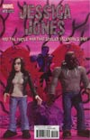 Jessica Jones #11 Cover B Variant Mr Oz Cover