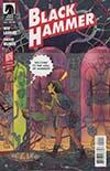 Black Hammer #12 Cover A Regular David Rubin Cover