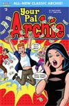 All-New Classic Archie Your Pal Archie #2 Cover A Regular Dan Parent Cover
