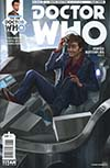 Doctor Who 10th Doctor Year Three #8 Cover A Regular Simon Myers Cover