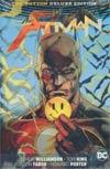 Batman Flash The Button Deluxe Edition HC US Edition (Rebirth)