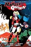 Harley Quinn Rebirth Deluxe Collection Book 1 HC