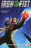 Iron Fist Vol 1 Trial Of The Seven Masters TP