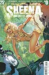 Sheena Vol 4 #0 Cover A Regular Emanuela Lupacchino Cover