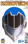 Robotech Vol 3 #1  Midtown Exclusive Andrew Leung Roy Fokker Variant Cover