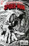 Peter Parker Spectacular Spider-Man #1 Cover M Incentive Party Sketch Variant Cover