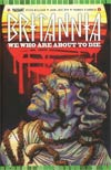 Britannia We Who Are About To Die #3 Cover D Incentive Adam Gorham Variant Cover