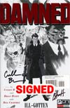 "Damned (Oni Press) Vol 2 #1 Cover B Incentive Foil-Stamp Variant Cover Signed By Creators  <font color=""#FF0000"" style=""font-weight:BOLD"">(CLEARANCE)</FONT>"