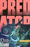 Predator Hunters #5 Cover B Variant Francisco Ruiz Velasco Cover
