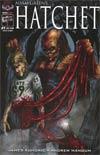 Adam Greens Hatchet #1 Cover C Variant Andrew Mangum Gore Cover