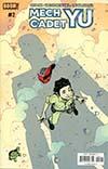 Mech Cadet Yu #2 Cover A Regular Takeshi Miyazawa Cover