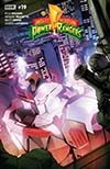 Mighty Morphin Power Rangers (BOOM Studios) #19 Cover A Regular Jamal Campbell Cover