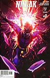 Ninjak Vol 3 #0 Cover C Variant Yama Orce Cover