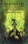 Wormwood Gentleman Corpse Mr Wormwood Goes To Washington #1 Cover A Regular Ben Templesmith Cover