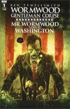 Wormwood Gentleman Corpse Mr Wormwood Goes To Washington #1 Cover B Variant Ben Templesmith Cover