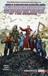 Guardians Of The Galaxy New Guard Vol 4 Grounded TP
