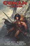 Conan The Slayer Vol 2 Devil In Iron TP