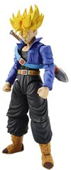 Dragon Ball Z Figure-Rise Standard Kit - Super Saiyan Trunks