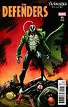 Defenders Vol 5 #5 Cover B Variant David Marquez Venomized Diamondback Cover