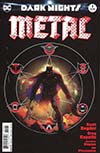 Dark Nights Metal #1 Cover E Variant Midnight Release Color Cover