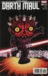 Star Wars Darth Maul #5 Cover C Incentive Diego Olortegui Funko Variant Cover