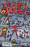 Bug The Adventures Of Forager #6 Cover A Regular Michael Allred Cover