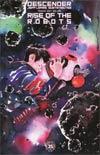 Descender #25 Cover A Regular Dustin Nguyen Cover