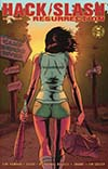 Hack Slash Resurrection #1 Cover A Regular Tim Seeley Cover