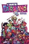 I Hate Fairyland Special Edition Cover A Regular Skottie Young Cover