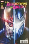 All-New Guardians Of The Galaxy #11 Cover A Regular Francesco Mattina Cover