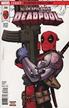 Despicable Deadpool #288 Cover A Regular David Lopez Cover (Marvel Legacy Tie-In)