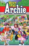 All-New Classic Archie Your Pal Archie #3 Cover B Variant Les McClaine Cover