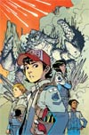 Mech Cadet Yu #3 Cover A Regular Takeshi Miyazawa Cover