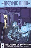 Atomic Robo And The Spectre Of Tomorrow #1 Cover A Regular Scott Wegener Cover