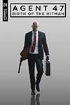 Agent 47 Birth Of The Hitman #1 Cover C Variant Gameplay Cover