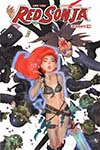 Red Sonja Vol 7 #10 Cover B Variant Ben Caldwell Cover