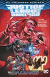 Justice League Of America (Rebirth) Vol 2 Curse Of The Kingbutcher TP