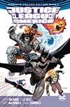 Justice League Of America Rebirth Deluxe Edition Book 1 HC