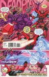 Despicable Deadpool #287 Cover C Variant Scott Koblish Secret Comic Cover (Marvel Legacy Tie-In)