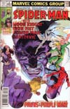 Jessica Jones #13 Cover B Variant Dan Mora Lenticular Homage Cover (Marvel Legacy Tie-In)