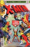 X-Men Gold #13 Cover B Variant Ben Caldwell Lenticular Homage Cover (Mojo Worldwide Part 1)(Marvel Legacy Tie-In)