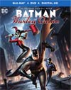 Batman And Harley Quinn Combo Blu-ray DVD