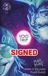Void Trip #1 Cover B Signed By Plaid Klaus